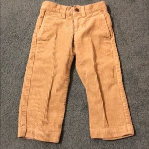 EUC 2T POLO Corduroy Pants